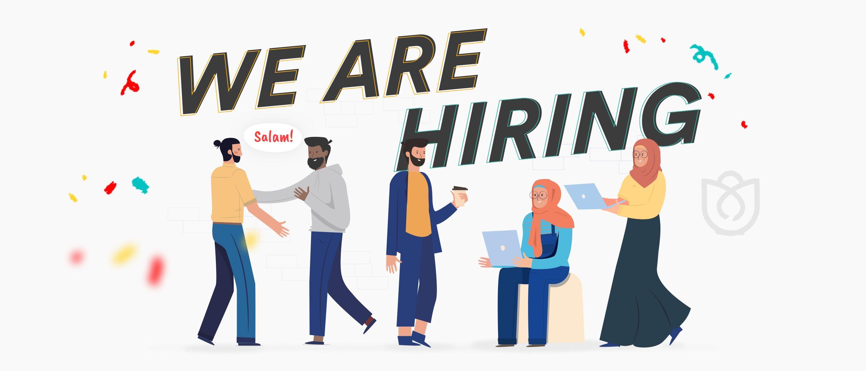 Ummah is hiring